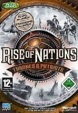 Rise of Nations: THRONES & Patriots (Add on) - NUOVO