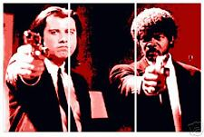 Pulp Fiction limited edition print 30 x 20 MATCHPOPART