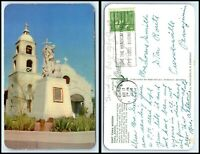 ARIZONA Postcard - Yuma, Fort Yuma Mission F46