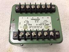Ohio Semitronics 0-150 Vac 0-5 Amps PC5-001B Transducer dq New Old Stock Phase