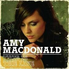 "Amy Macdonald ""this is Life"" CD NUOVO"