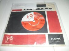 "B. Bumble & The Stingers Nut Rocker b/w Nautilus 7"" Single 1962 Top Rank JAR-611"