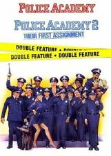 Police Academy/police Academy 2 0883929238156 With Steve Guttenberg DVD