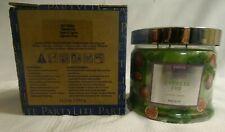 Partylite 3-Wick Jar Candle Nib Cypress Fig Fragrance G73934