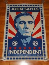 JOHN SAYLES INDEPENDENT Film Restoration Project One Sheet Movie Poster Original