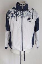 LOTTO 44 M vintage giacca zip jacket track top gabber felpa tuta A1334