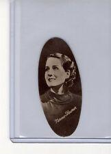 Carreras 1934 Film Stars #32 NM- Norma Shearer