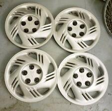 "Set of 4 OEM 1994-1996 Pontiac Grand Prix 15"" Hubcaps Wheel Covers p/n 10227992"