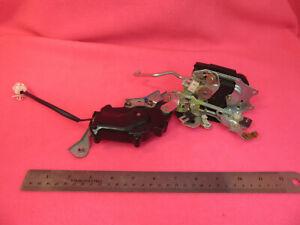 NEW OEM 1989-98 GEO Tracker Suzuki Sidekick Sport RIGHT REAR Door Latch Actuator