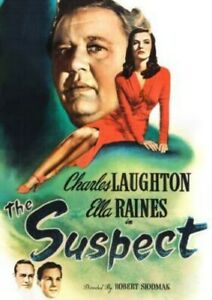 The Suspect - New and Sealed Region 1 DVD