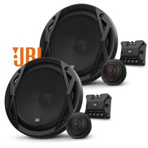 JBL Club 6500c 2-Wege 16cm Sistema de Altavoces 160mm Coche Cajas Kit Puerta