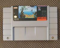 Equinox (Super Nintendo Entertainment System, 1994)