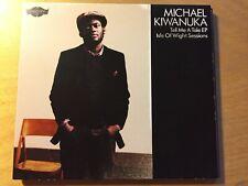 MICHAEL KIWANUKA Tell Me A Tale EP 2011 3-trk CD Isle Of Wight Sessions digipak