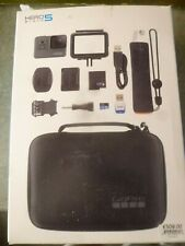 GoPro HERO 5 Action Camera - Black + Accessories Pack