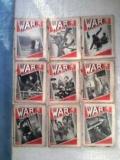The War Illustrated Volume 2: No's 21-44 (24 magazines)