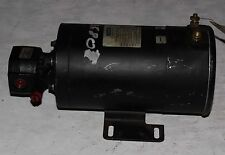 New C-481340X7739A Haldex Barnes Hydraulic Motor / Pump Assembly 1600 RPM 48V