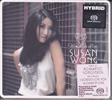 Susan Wong - Wong Susan-Woman in Love (SACD) [New SACD]