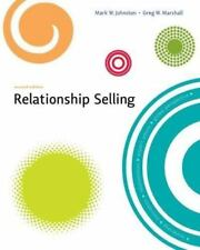 Relationship Selling, Greg W Marshall, Mark W Johnston, Good Book