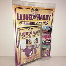 LAUREL ET (&) HARDY la collection en DVD n° 92 : L'EXPULSION DU PLOUC... - DC35Z