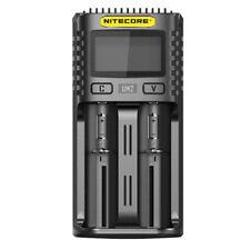 NITECORE Um2 - Dual-slot Ladegerät