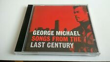 CD Album - George Michael - Songs From The Last Century - UK 99 Virgin CDVX2920