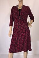 KATIES SIZE M MOCK WRAP DRESS NWOT