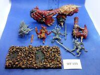 Warhammer Fantasy/40K - Chaos Daemons - Skull Cannon of Khorne Painted - WF153