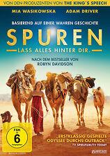 Blu-ray * SPUREN | MIA WASIKOWSKA , ADAM DRIVER # NEU OVP