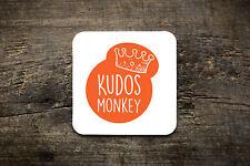 Kudos Monkey Coaster - Bike Ninja MTB Cycling Strava