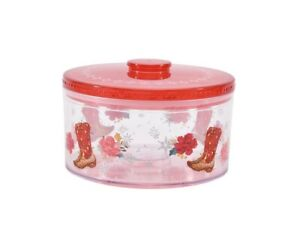 The Pioneer Woman Christmas Boot Treat Cookie Container