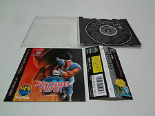 World Heroes Perfect w/spine SNK Neo-Geo CD Japan