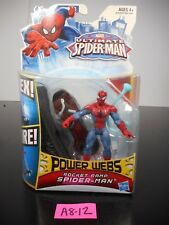 NEW! MARVEL ULTIMATE SPIDER-MAN POWER WEBS ROCKET RAMP SPIDERMAN 2012 A1528 A812
