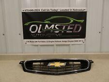 2014 2015 Chevrolet SS Sedan Front Upper Bumper Grille OEM GM Insert