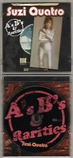 SUZI QUATRO: A'S, B'S & RARITIES CD BEST OF IMPORT OUT OF PRINT