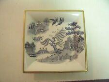 Blue Willow Decorative Dish