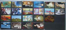 Telefonkarten A-Karten Jahrgang 2001 A-01-29/2001 komplett mint Postfrisch 29St