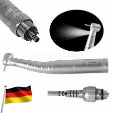 For NSK Dental Handpiece Fiber Optic High Speed Handpiece w/6Hole LED Coupler