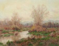 Charles Partridge Adams Colorado Landscape Canvas Print 16 x 20  #2086