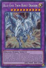Blue-Eyes Twin Burst Dragon - MP17-EN056 - Secret Rare - 1st Edition - Near Mint
