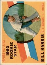 1960 Topps 128 Bill Harris RS RC VG #D331465