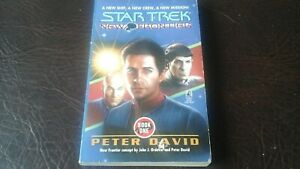 STAR TREK NEW FRONTIER BOOK ONE HOUSE OF CARDS  PAPERBACK