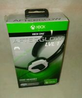 PDP Afterglow LVL 1 Wired Gaming Headset for Xbox One