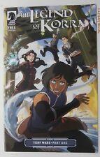 The Legend of Korra Ashcan Comic DARK HORSE NM/VF!