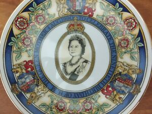 The Heritage Collection THE QUEEN MOTHER PLATE Westminster Australia