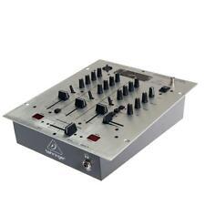 Behringer Pro Mixer DX-626 Professional 3 Channel DJ Mixer - SKU#1299462