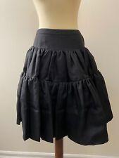 100% authentic Balenciaga Black Skirt