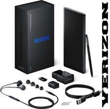 Samsung Galaxy NOTE 8 SM-N950U 64GB Midnight Black (Verizon) UNLOCKED AT&T *NEW*