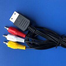 NEW AV CABLE for Sega Dreamcast Dream cast RCA TV Cable Adaptor