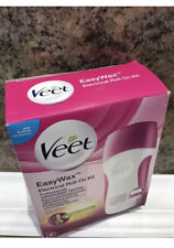 Veet EasyWax Electrical Roll-On Starter Kit for Legs and Arms - Easy Wax