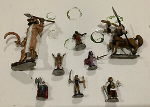 Ral Partha AD&D Planescape TSR 10-522:.Powers Of Conflict OOP Rare Painted